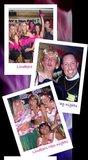Hen Parties at Linekers